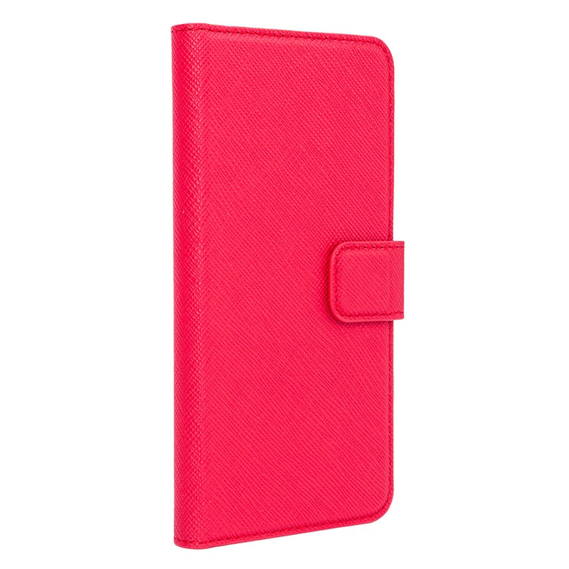 Xqisit - Wallet Case Viskan iPhone 6 Plus / 6S Plus Red 01