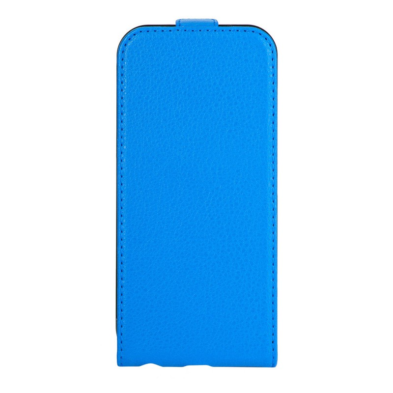 Xqisit FlipCover iPhone 6 Blue - 1
