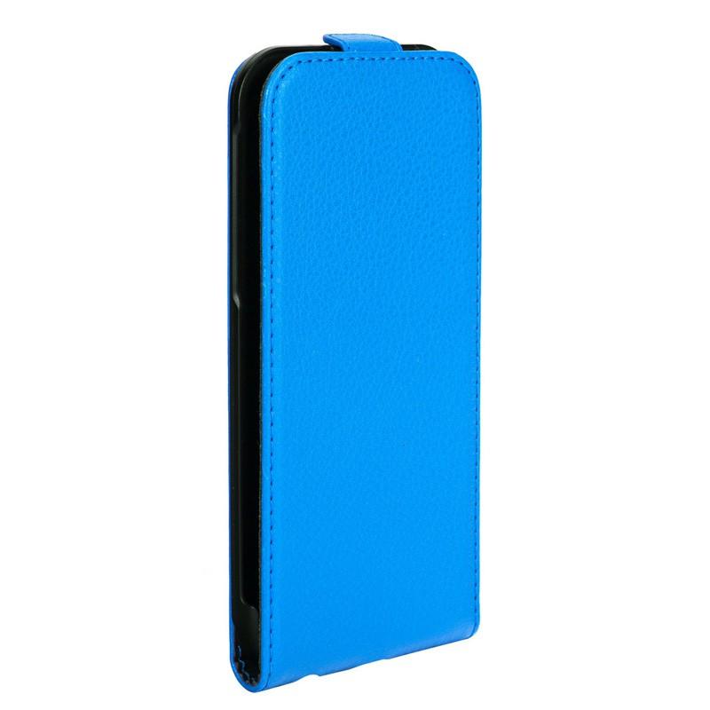 Xqisit FlipCover iPhone 6 Blue - 2