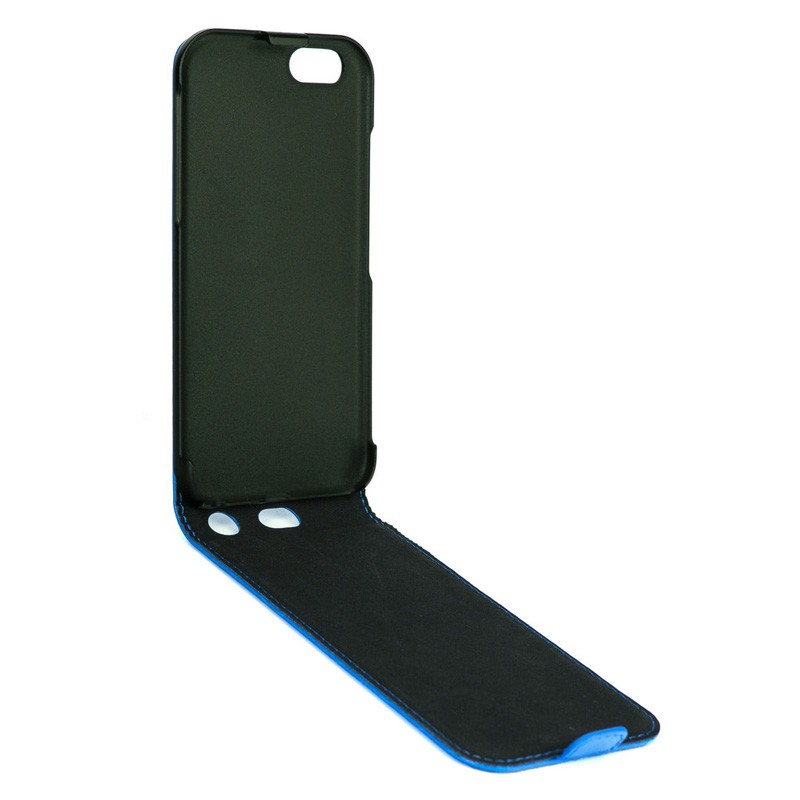 Xqisit FlipCover iPhone 6 Blue - 4