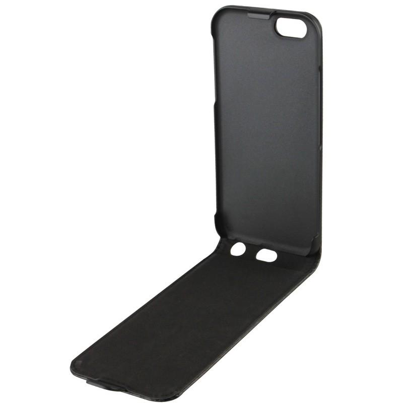 Xqisit FlipCover iPhone 6 Carbon Black - 4
