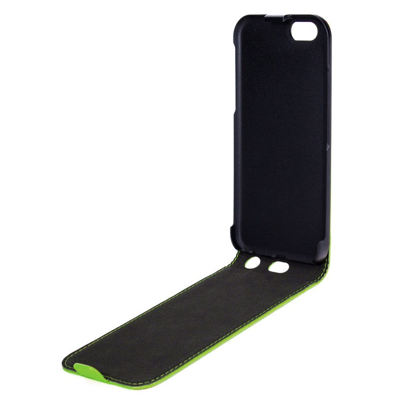 Xqisit FlipCover iPhone 6 Green - 4