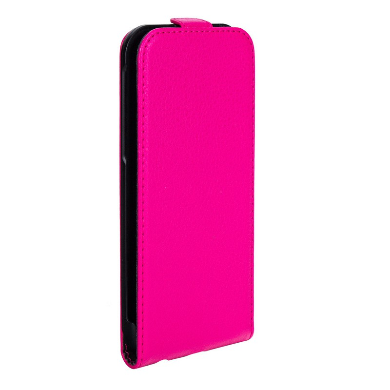 Xqisit FlipCover iPhone 6 Pink - 5