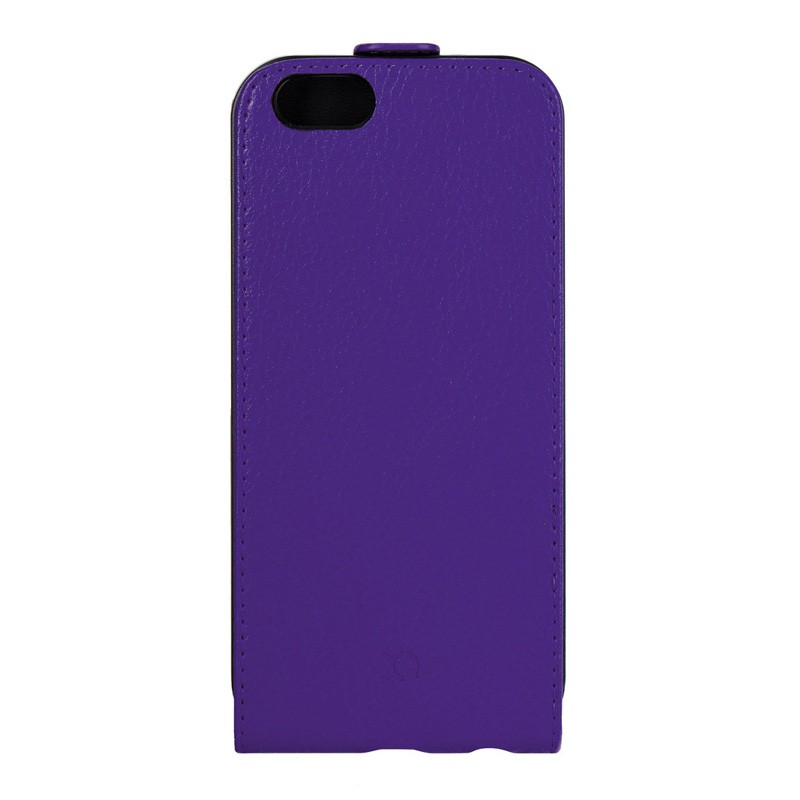 Xqisit FlipCover iPhone 6 Purple - 2