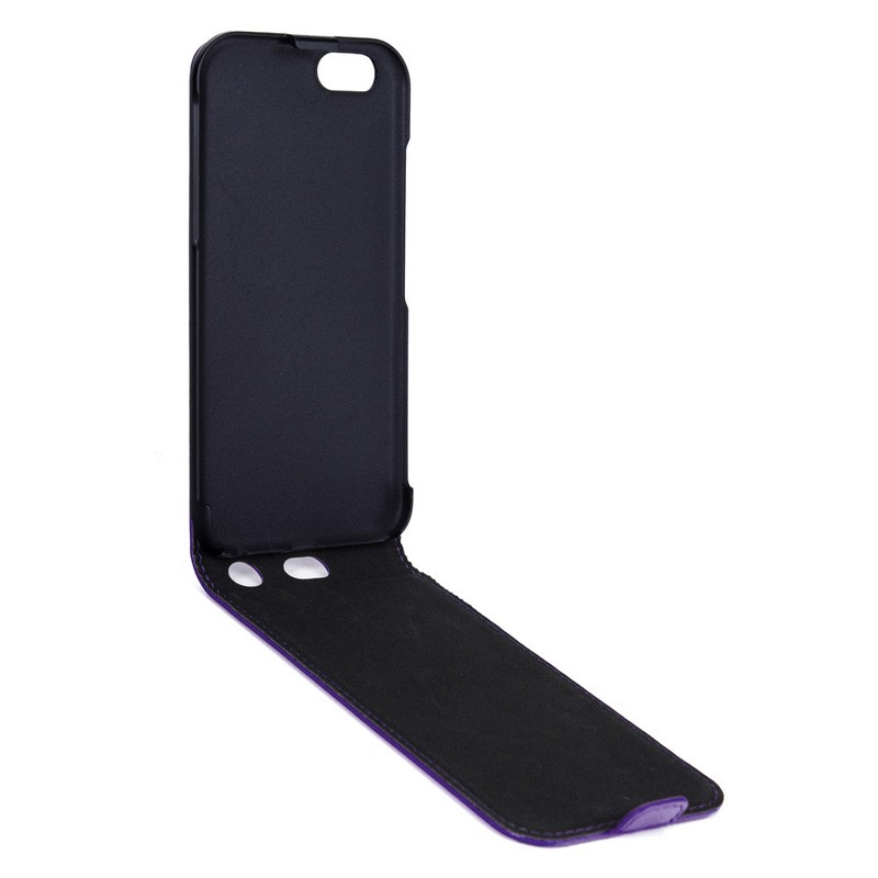 Xqisit FlipCover iPhone 6 Purple - 3
