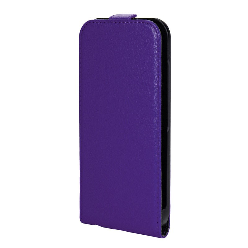 Xqisit FlipCover iPhone 6 Purple - 5