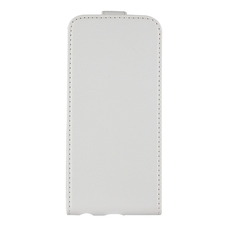 Xqisit FlipCover iPhone 6 Plus White - 1