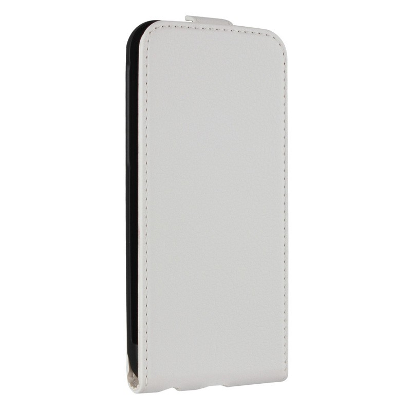 Xqisit FlipCover iPhone 6 Plus White - 4