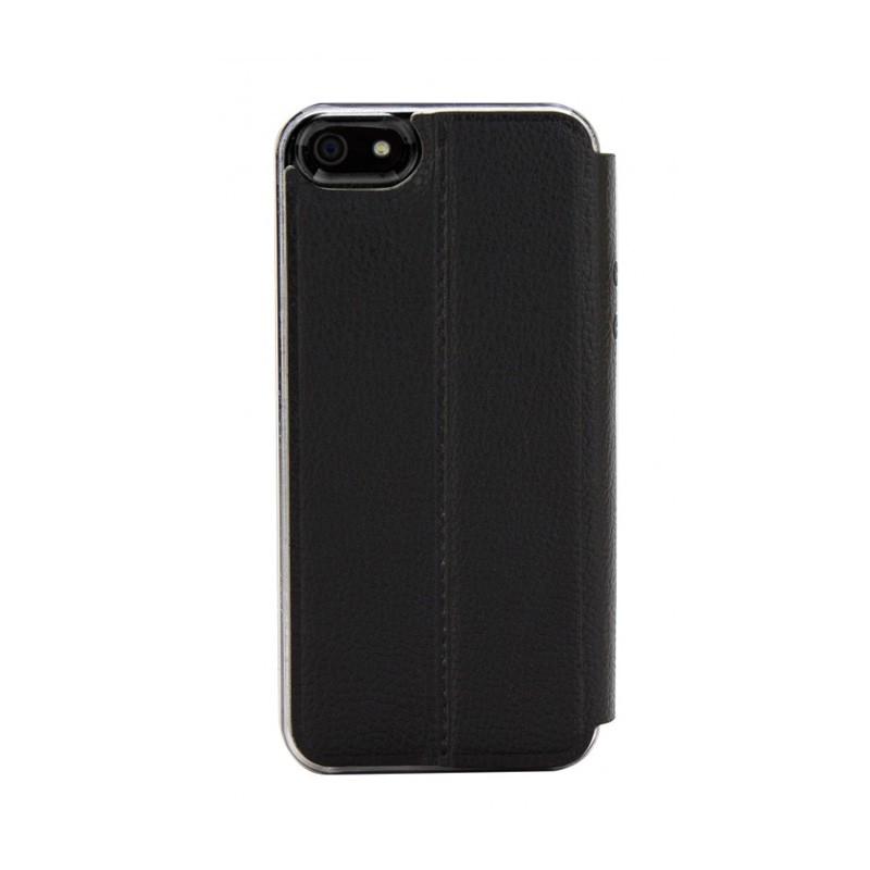 Xqisit Folio Case iPhone 5 Black - 1