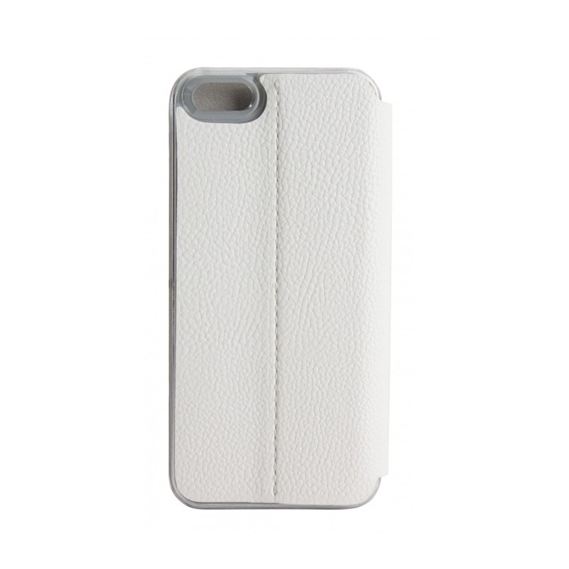 Xqisit Folio Case iPhone 5 White - 1