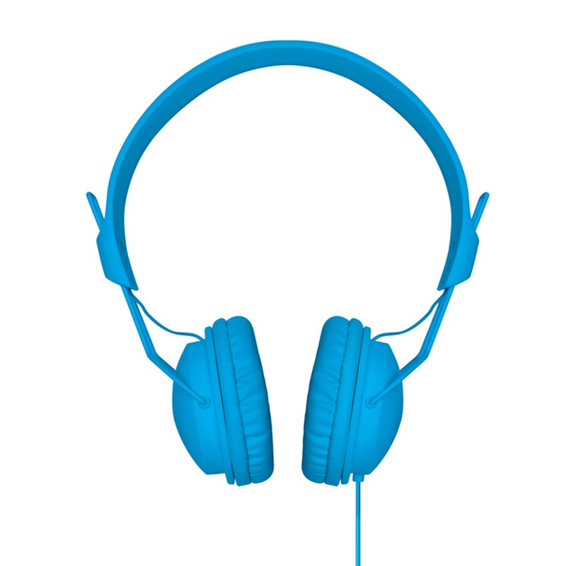 Xqisit HS Over-Ear Headset Blue - 1