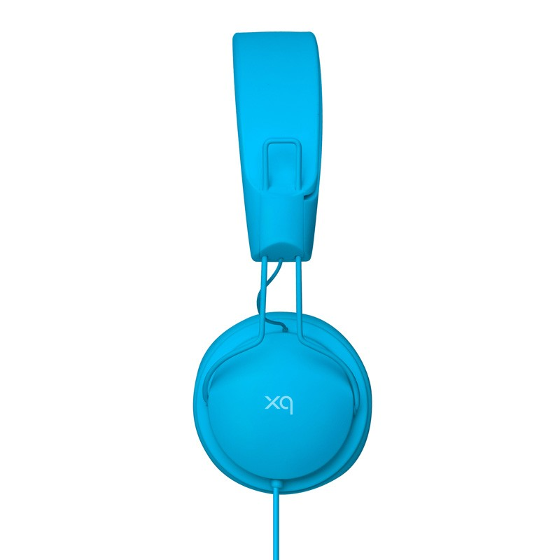 Xqisit HS Over-Ear Headset Blue - 2