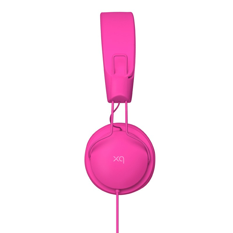 Xqisit HS Over-Ear Headset Pink - 2