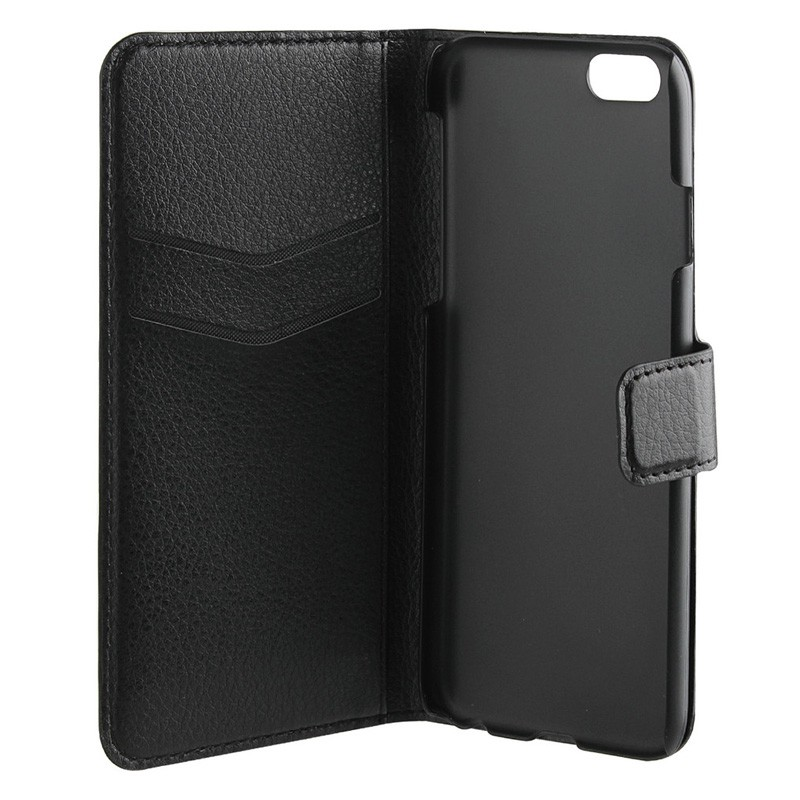 Xqisit Slim Wallet Case iPhone 6 Black - 3