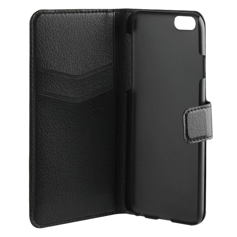 Xqisit Slim Wallet Case iPhone 6 Black - 3