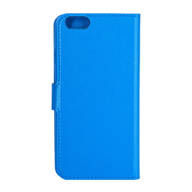 Xqisit Slim Wallet Case iPhone 6 Blue - 4