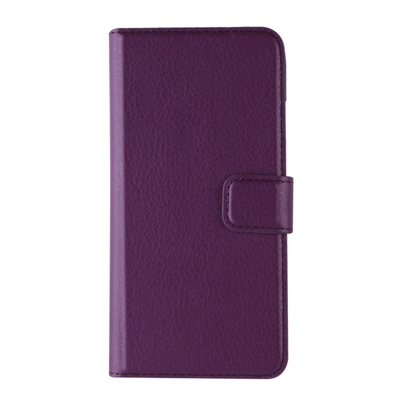 Xqisit Slim Wallet Case iPhone 6 Purple - 1