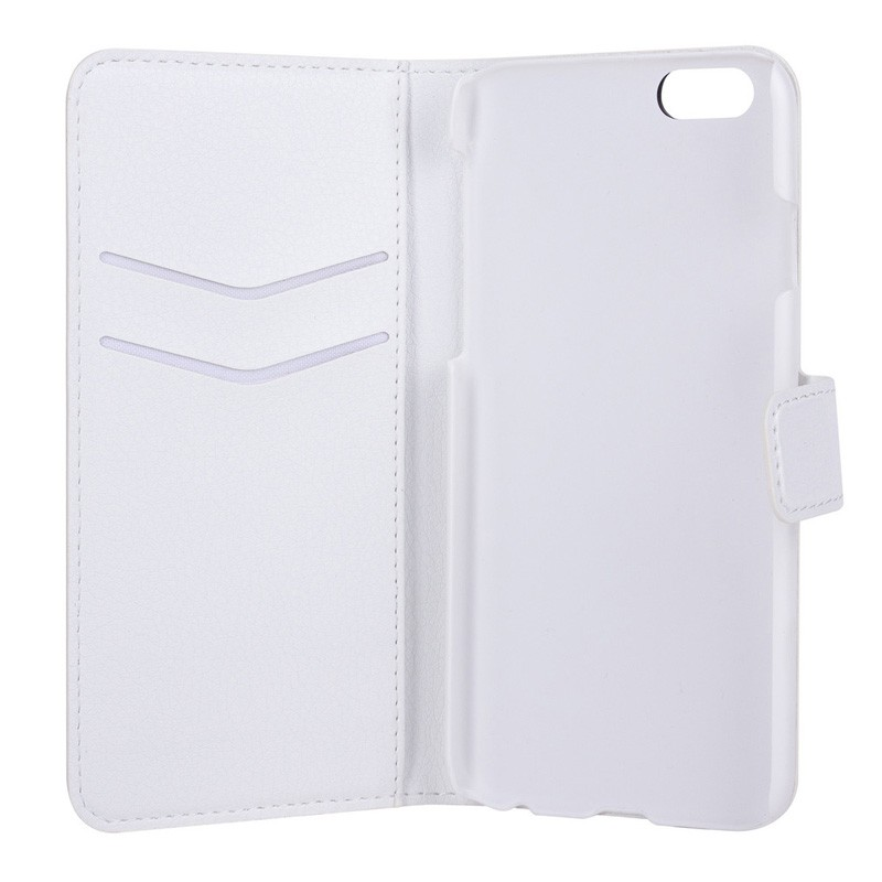 Xqisit Slim Wallet Case iPhone 6 White - 3