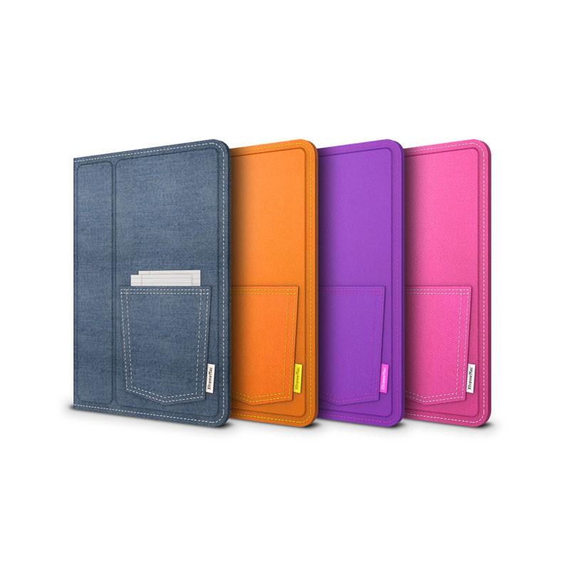 Xtrememac Micro Folio Denim iPad mini Orange - 5