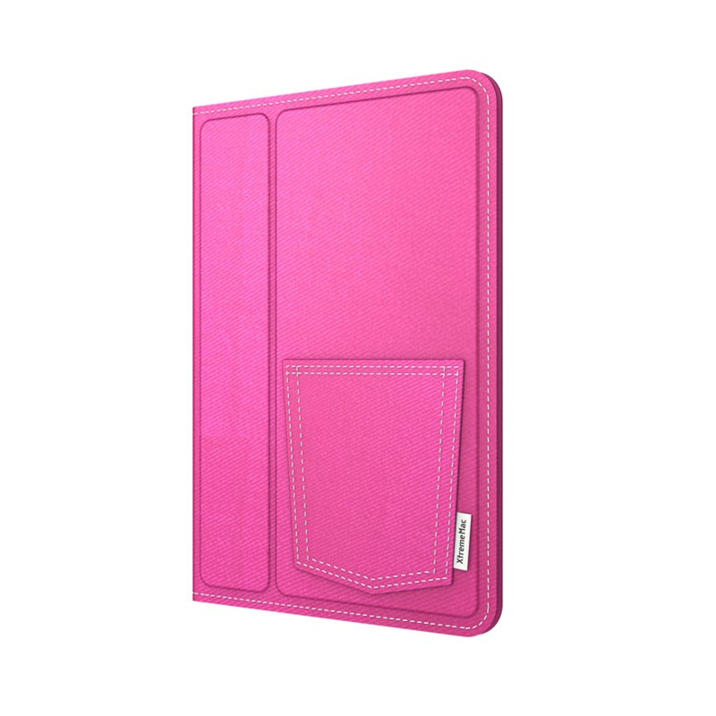 Xtrememac Micro Folio Denim iPad mini Pink - 1