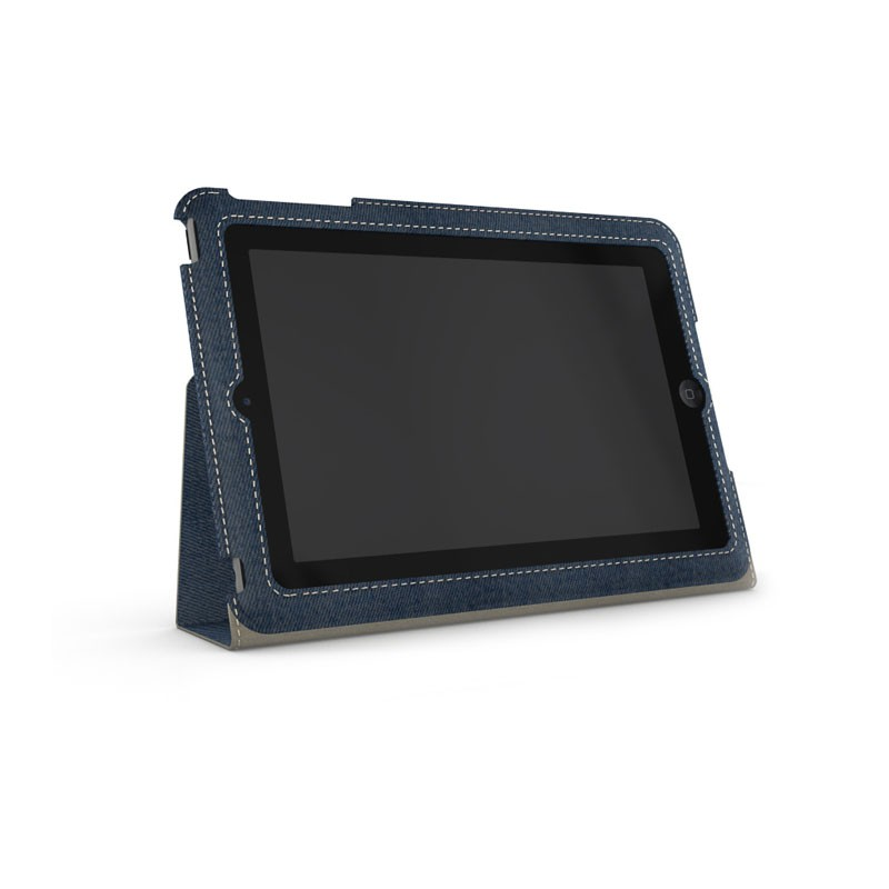 Xtrememac Micro Folio Denim iPad mini Orange - 4