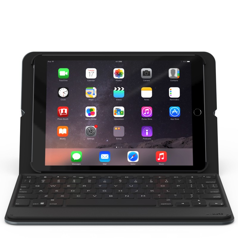 ZAGG - Messenger Case Keyboard iPad mini 4 04