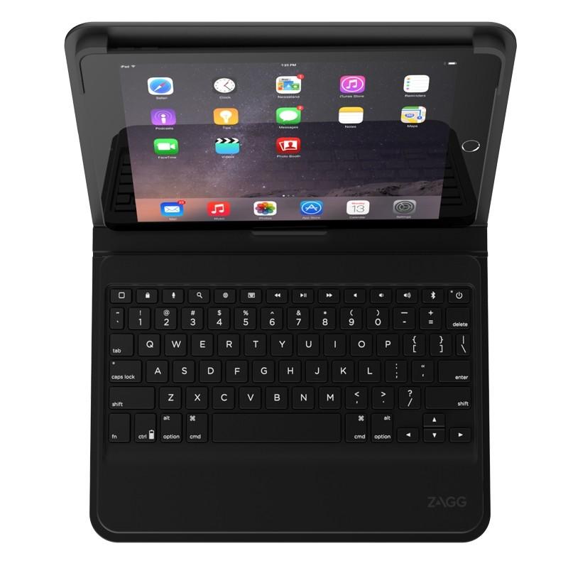 ZAGG Keyboard Messenger iPad 2017/Air 2/Air/Pro 9.7 Zwart - 4