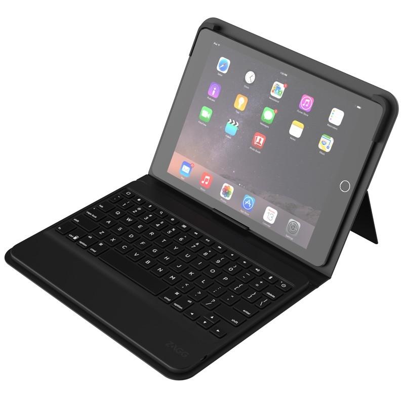ZAGG Keyboard Messenger iPad 2017/Air 2/Air/Pro 9.7 Zwart - 7