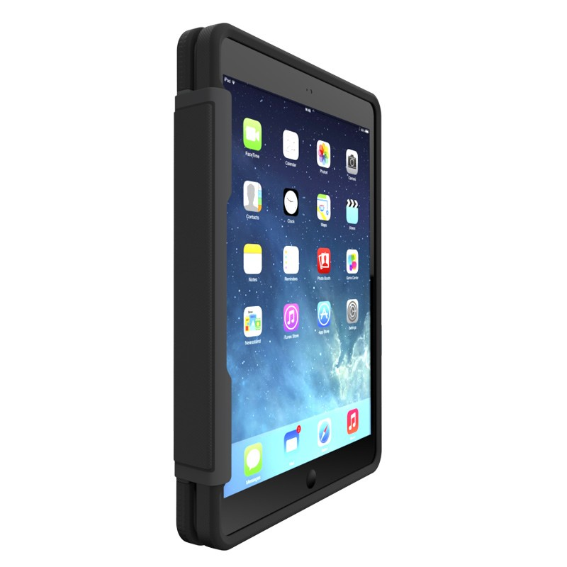 ZAGG - Rugged Book iPad Air 2 Black 04