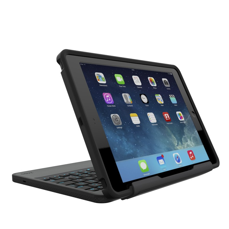 ZAGG - Rugged Book iPad Air 2 Black 10