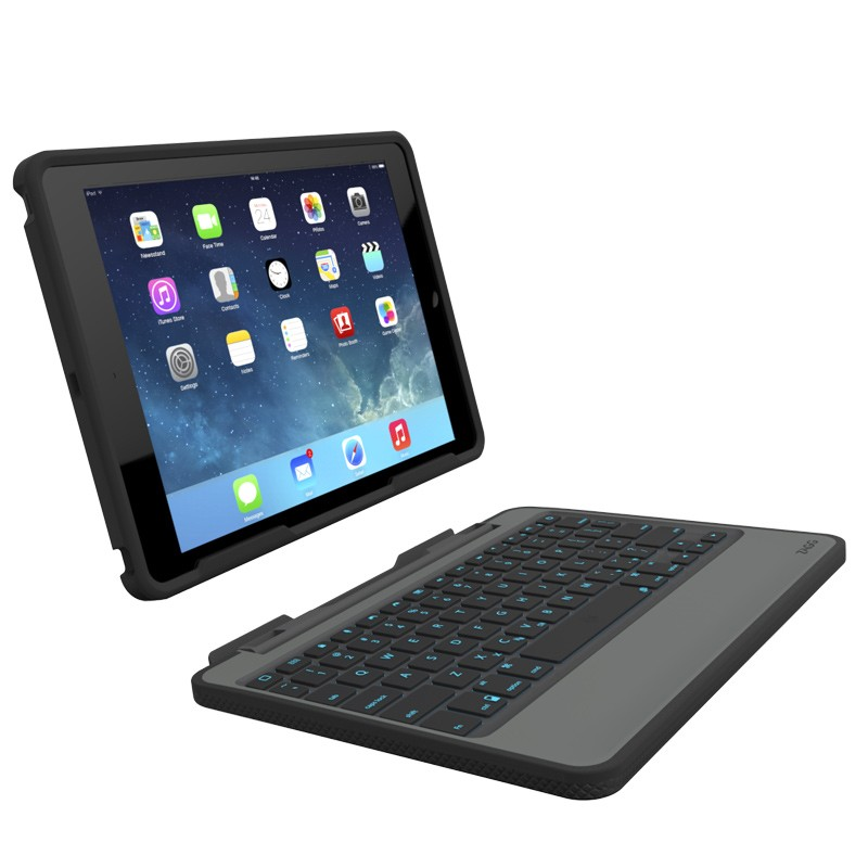 ZAGG - Rugged Book iPad Air 2 Black 11