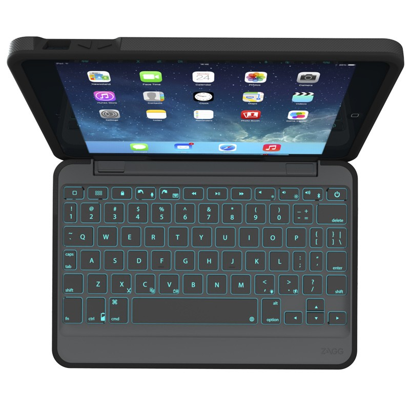 ZAGG - Rugged Book Keyboard iPad mini 4 08