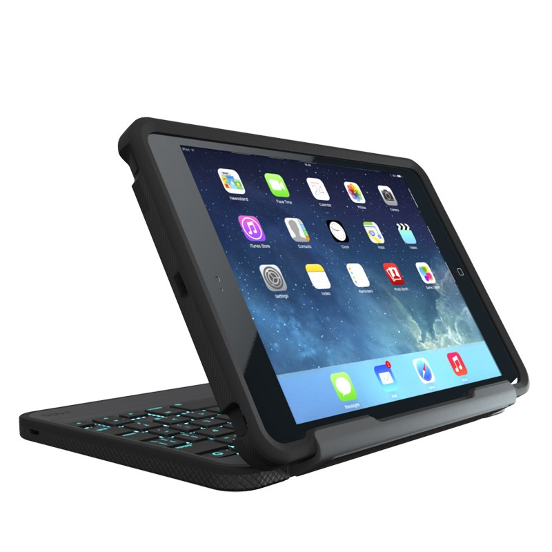 ZAGG - Rugged Book Keyboard iPad mini 4 10