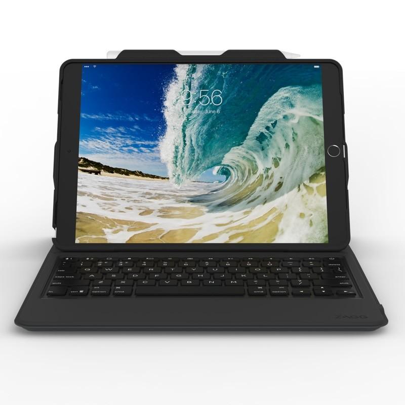 ZAGG Rugged Keyboard Case iPad Pro 10.5 Zwart - 4