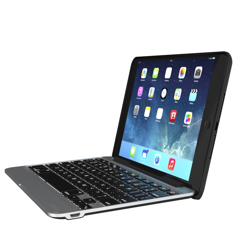 ZAGG - Slim Book Case Keyboard iPad mini 4 02