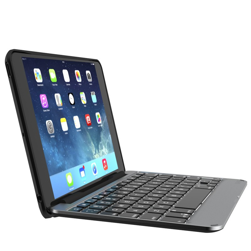 ZAGG - Slim Book Case Keyboard iPad mini 4 04