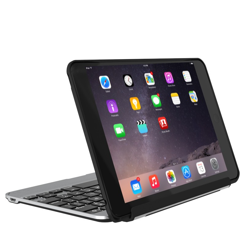 ZAGG - Slim Book Case Keyboard iPad mini 4 07