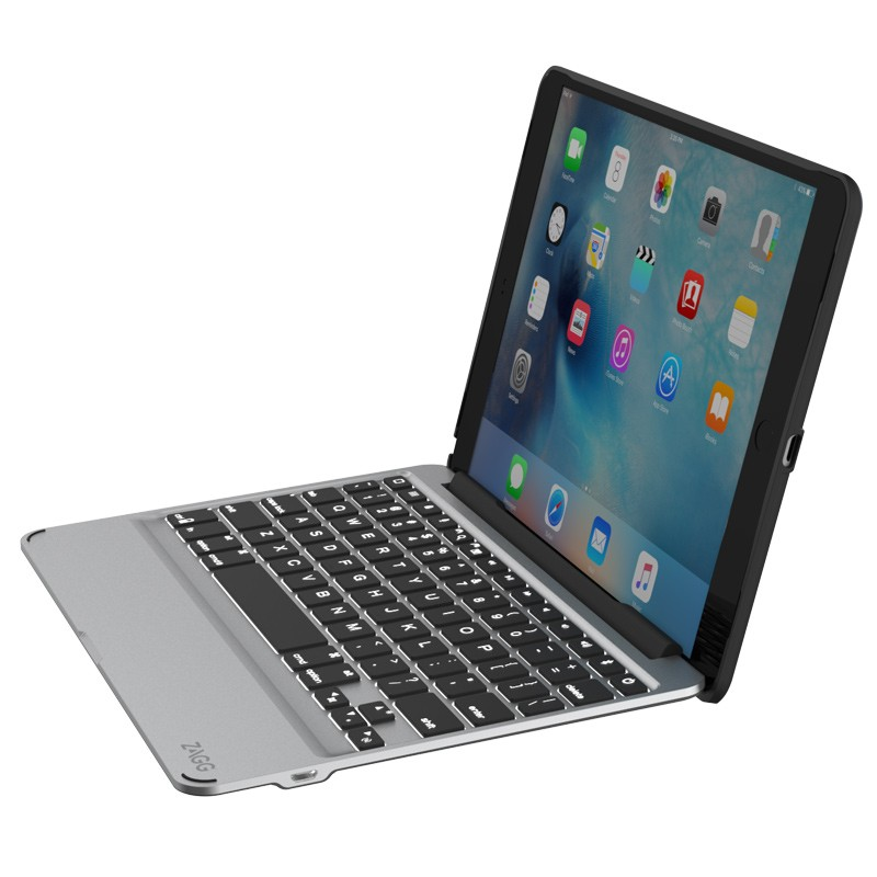 ZAGG - Slim Book Case Keyboard iPad Pro 9.7 06