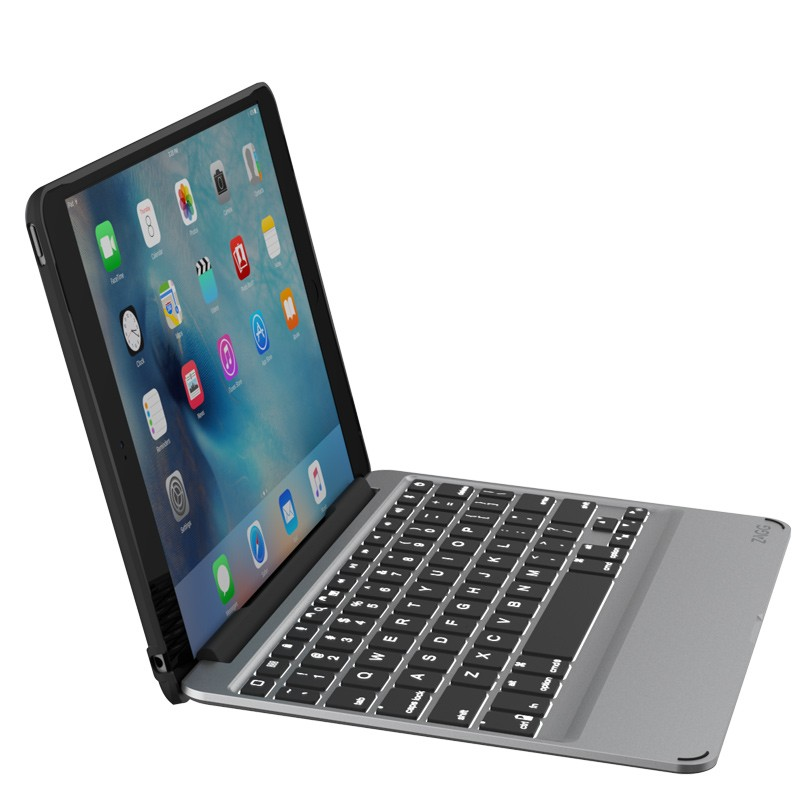 ZAGG - Slim Book Case Keyboard iPad Pro 9.7 07