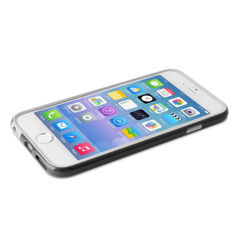 Puro Bumper Case iPhone 6 Plus Black - 3