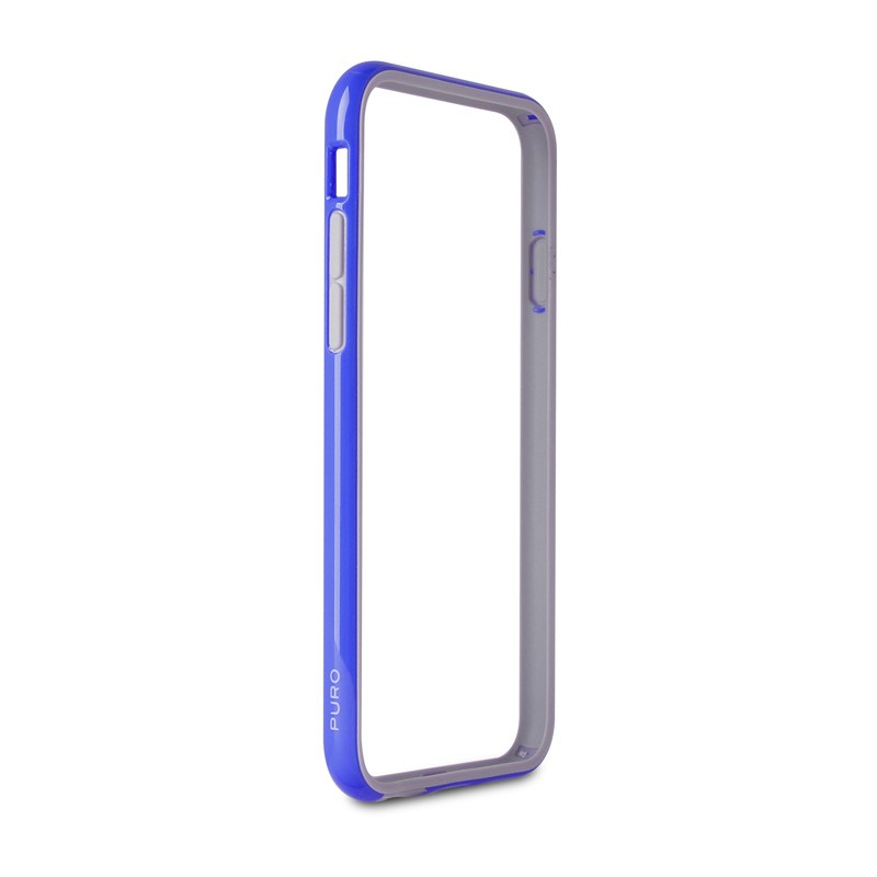 Puro Bumper Case iPhone 6 Blue - 6