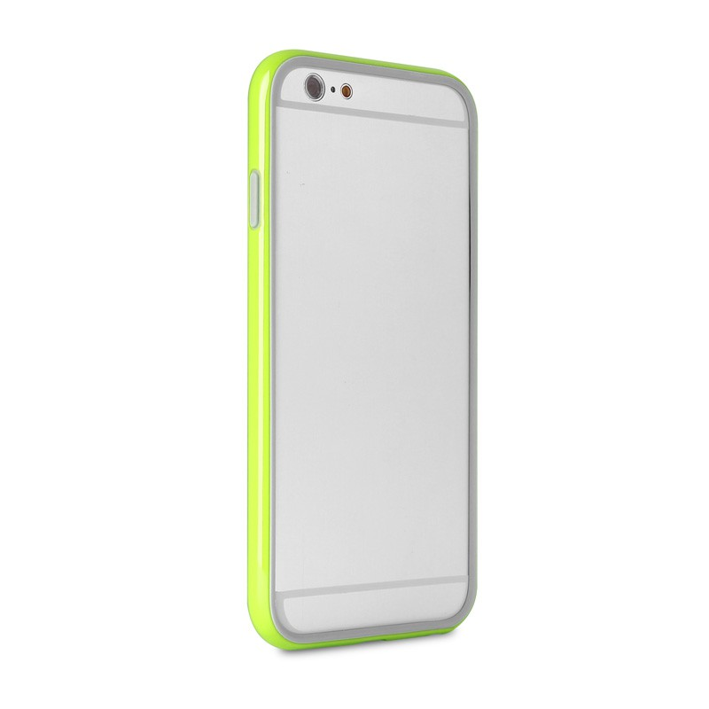 Puro Bumper Case iPhone 6 Green - 5