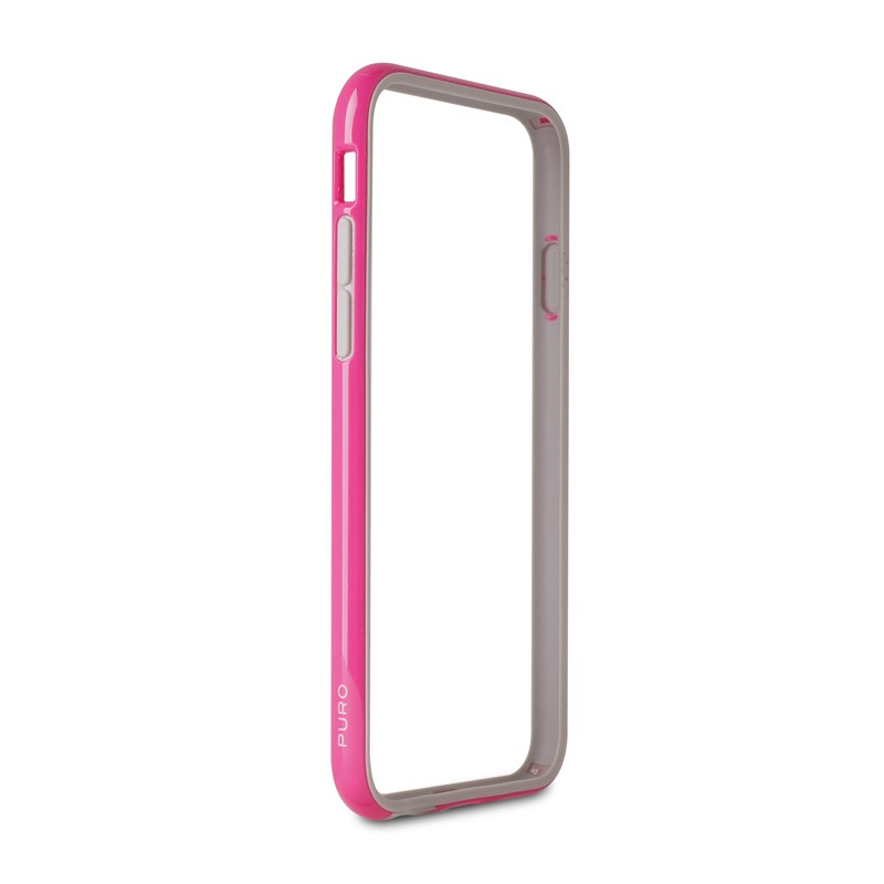 Puro Bumper Case iPhone 6 Plus Pink - 6