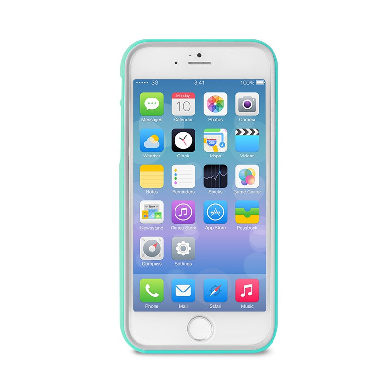 Puro Bumper Case iPhone 6 Turqoise - 1