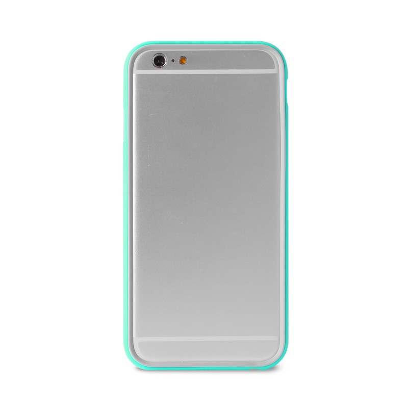 Puro Bumper Case iPhone 6 Turqoise - 2