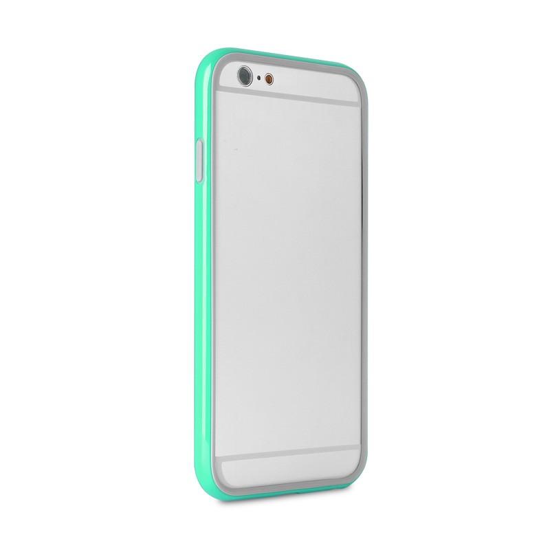 Puro Bumper Case iPhone 6 Turqoise - 5