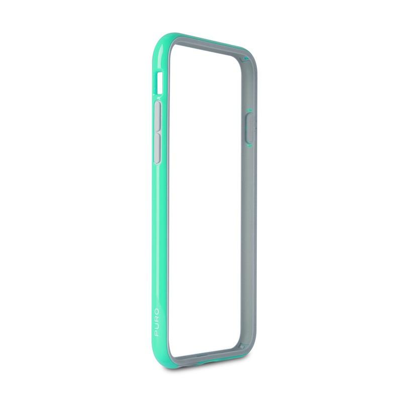 Puro Bumper Case iPhone 6 Plus Aqua - 6