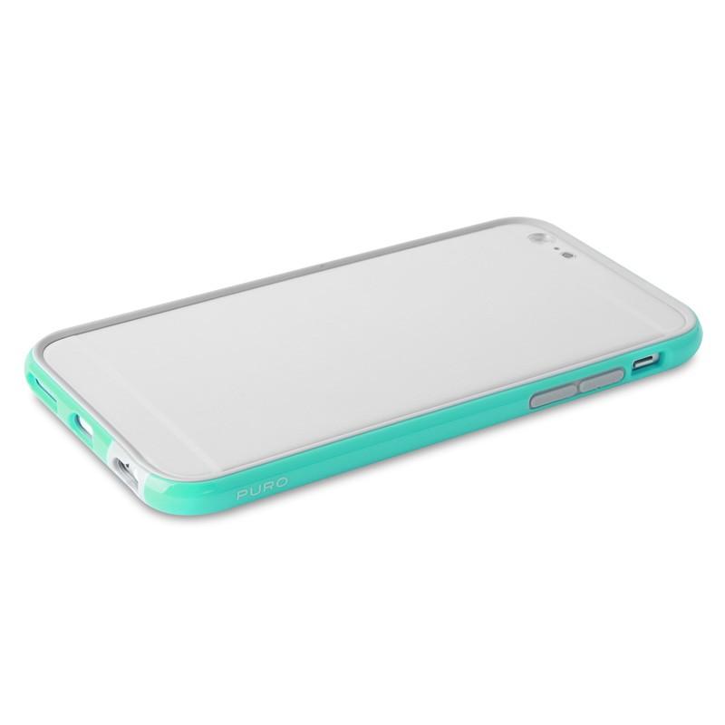 Puro Bumper Case iPhone 6 Plus Aqua - 7