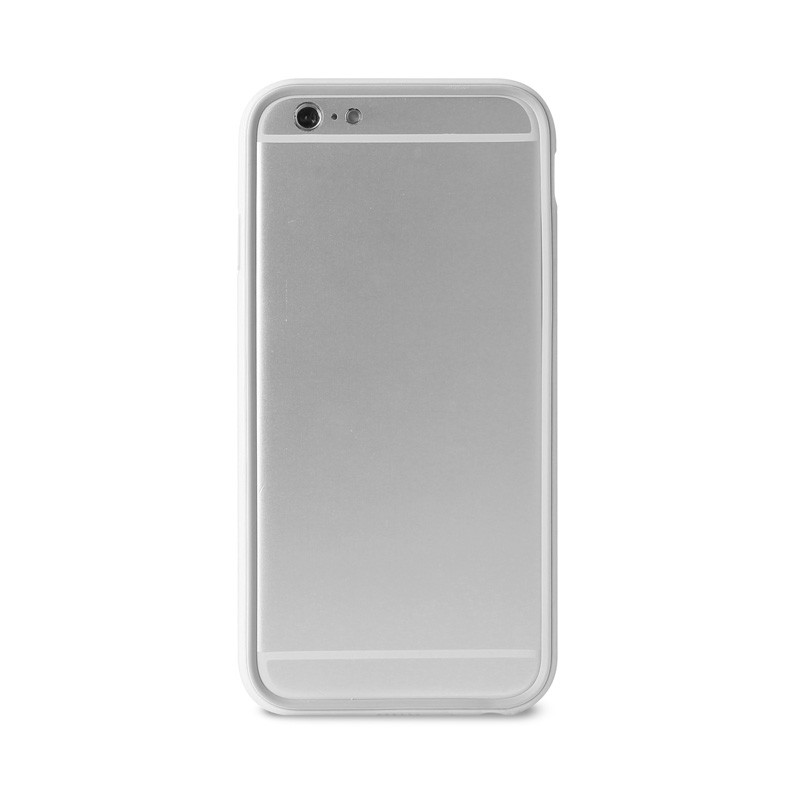 Puro Bumper Case iPhone 6 Plus White - 2
