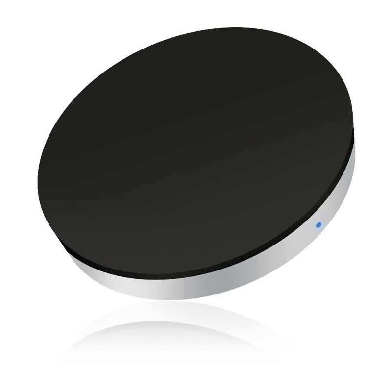 Zens Portable Wireless Qi Charger Round 01